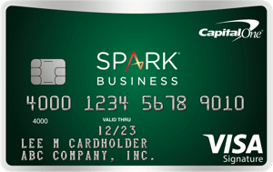 Capital One Spark Business