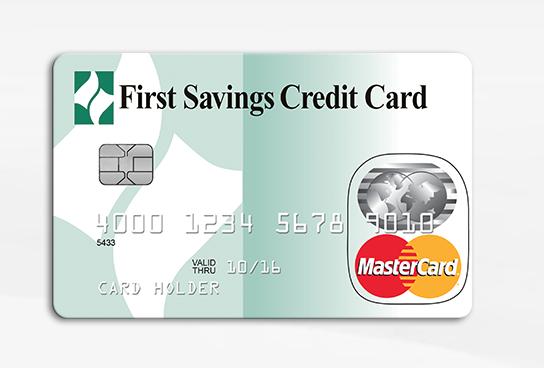 www.firstsavingscc.com – Application for First Savings Mastercard